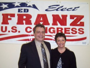 Ed Franz for Congress-PA 3